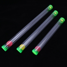 Fishing tool Plastic Float Tube 40/50/60cm Length Thick Protective Storage End Caps