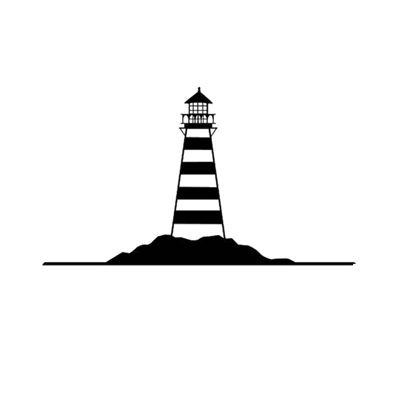 Popular Lighthouse Wall Decals Buy Cheap Lighthouse Wall