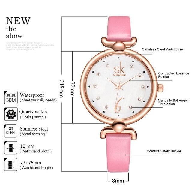 Women Quartz Watch | Thin Leather 1