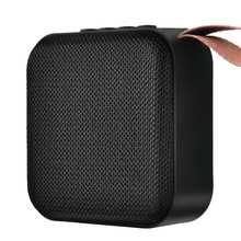 HANXI T5 Wireless Bluetooth Mini Speaker Stereo Portable Speakers Subwoofer Bluetooth 4.2 with SD FM Outdoor Column Loudspeaker(China)