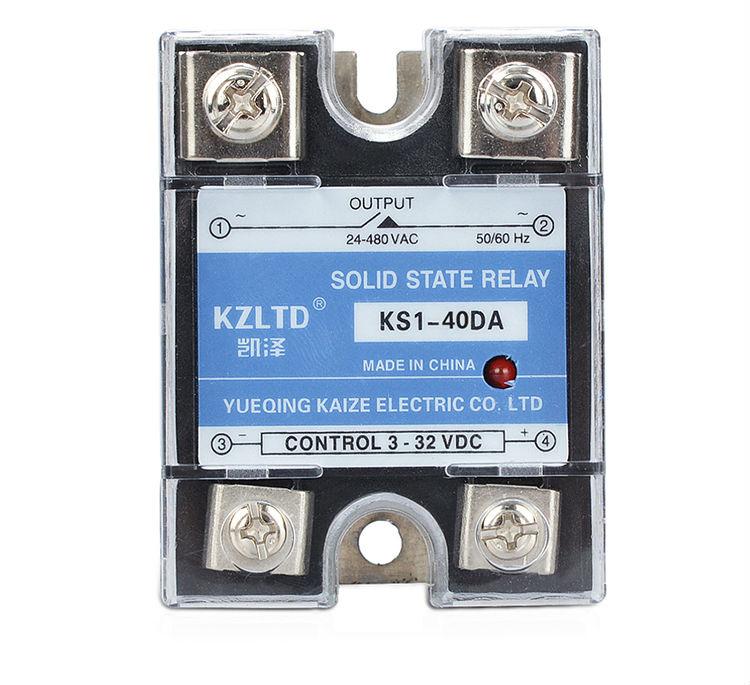Solid State Relay-KS1-40DA-D1