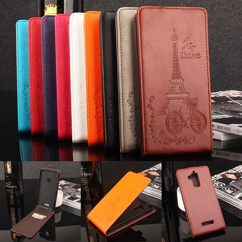 Роскошные Ретро Винтаж флип Эйфелева башня узор кожаный чехол для телефона Asus Zenfone 3 MAX/zc520tl