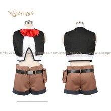 Kisstyle Moda The Sacred Blacksmith Lisa Uniforme COS Ropa Cosplay, Modificado Para Requisitos Particulares Aceptado