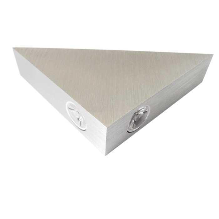 3 watt Aluminium LED Wand Lampe Dreieck Treppen Wand Licht Spot Lampe Moderne Pathway Schlafzimmer Leuchte Beleuchtung AC 85 ~ 265 v F5