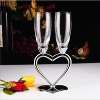 Cheap Wedding Supplies Home Accessories Decoration Day Romantic Heart Shaped Gift Given Away A Couple With