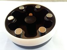 1 piece Diameter 82mm inkcups ink cup with ring
