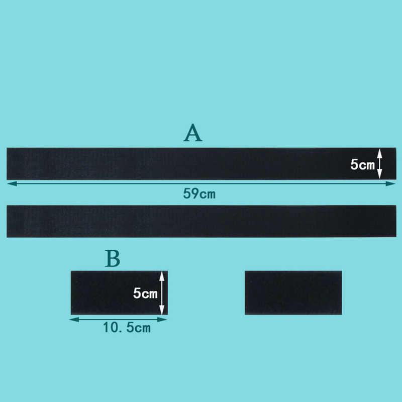 4 pièces universel coffre de voiture autocollants magiques véhicule SUV voiture queue boîte extincteur fixation ceinture voiture autocollants Auto voiture accessoires