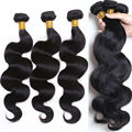 Unice волос 7А Перуанский объемная волна 3 пучки волос unice волосы компания Перуанский девы волос объемной волны weave продажа