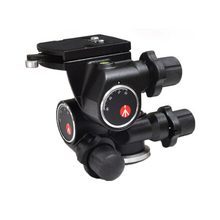 Manfrotto 410 Video Camera Fluid Tripod Head Hydraulic Head For Slider Panoramic Head Shooting Video Film