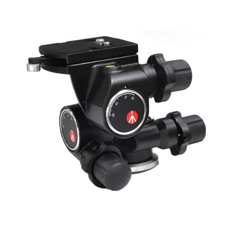 Manfrotto 410 Video font b Camera b font Fluid font b Tripod b font Head Hydraulic