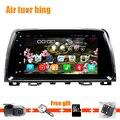 Quad core Android 5.12 Coches reproductor de dvd Para Mazda 6 Atenza 2013 2014 2015 de navegación de Radio RDS GPS wifi Pantalla 9 HD Bluetooth 16g