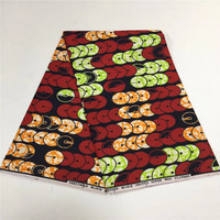 PL African Fabric Ankara Fashionable Wax African Wax Hollandais For Party Pagne Africain Super Wax P011925
