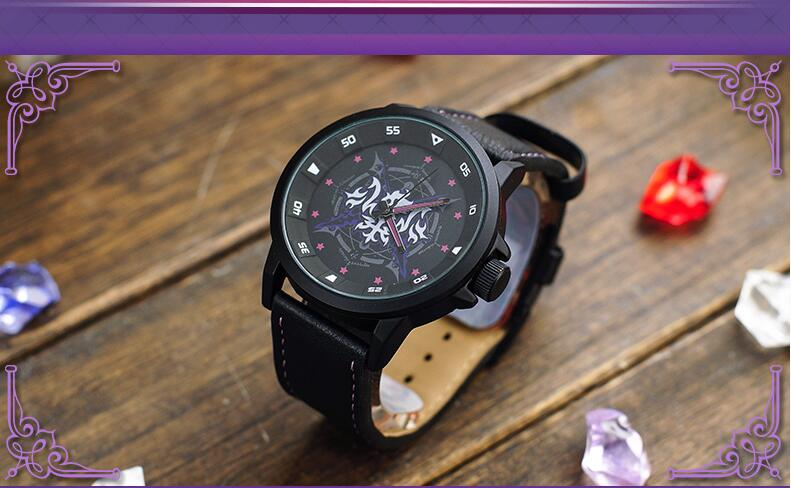 Fate grand order Joan of Arc Watch wristwatch Anime Game digital watch cosplay 1