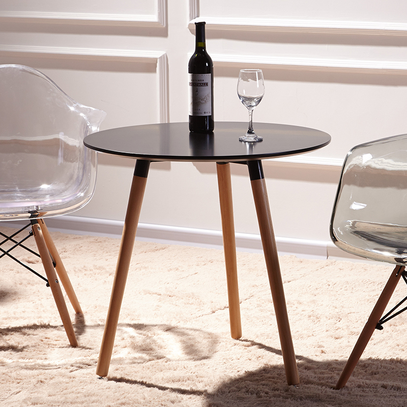 Ikea Round Table And Chairs: IKEA Eamois Round Table To Discuss A Combination Cafe