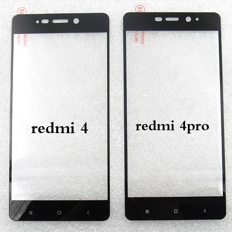 Tempered Kaca Untuk Xiaomi RedMi 4 Pelindung Layar Asli Untuk Xiaomi - Aksesori dan suku cadang ponsel - Foto 2