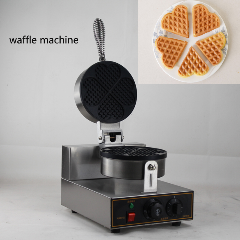 Free shipping Double Waffle Maker, Aluminum Plates, Non-Stick Surface Commercial Waffle Maker/ Waffle Machine for Export Free shipping Double Waffle Maker, Aluminum Plates, Non-Stick Surface Commercial Waffle Maker/ Waffle Machine for Export