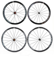 RS2.0 aluminum alloy rim sealed bearing road bike 700C wheelset anti cursor colorful 40mm bicycle wheel set wheels