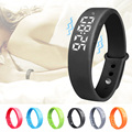 Excellent Quality New Smart Wristband Smart Bracelet Pedometer Sleep Tracker Thermometer Smart Tracker Smart Watch For Girl