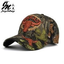 Joymay New TEXAS Embroidery Unisex Couple Camouflage Baseball cap Adjustable Fas
