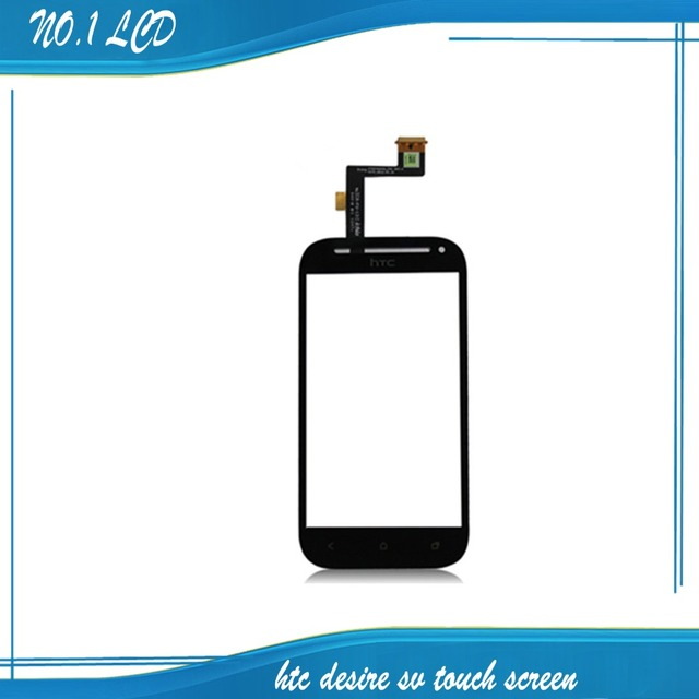 Original New Touch Screen for HTC Desire SV T326E Glass Capacitive sensor for htc t326e Touch Screen panel Black