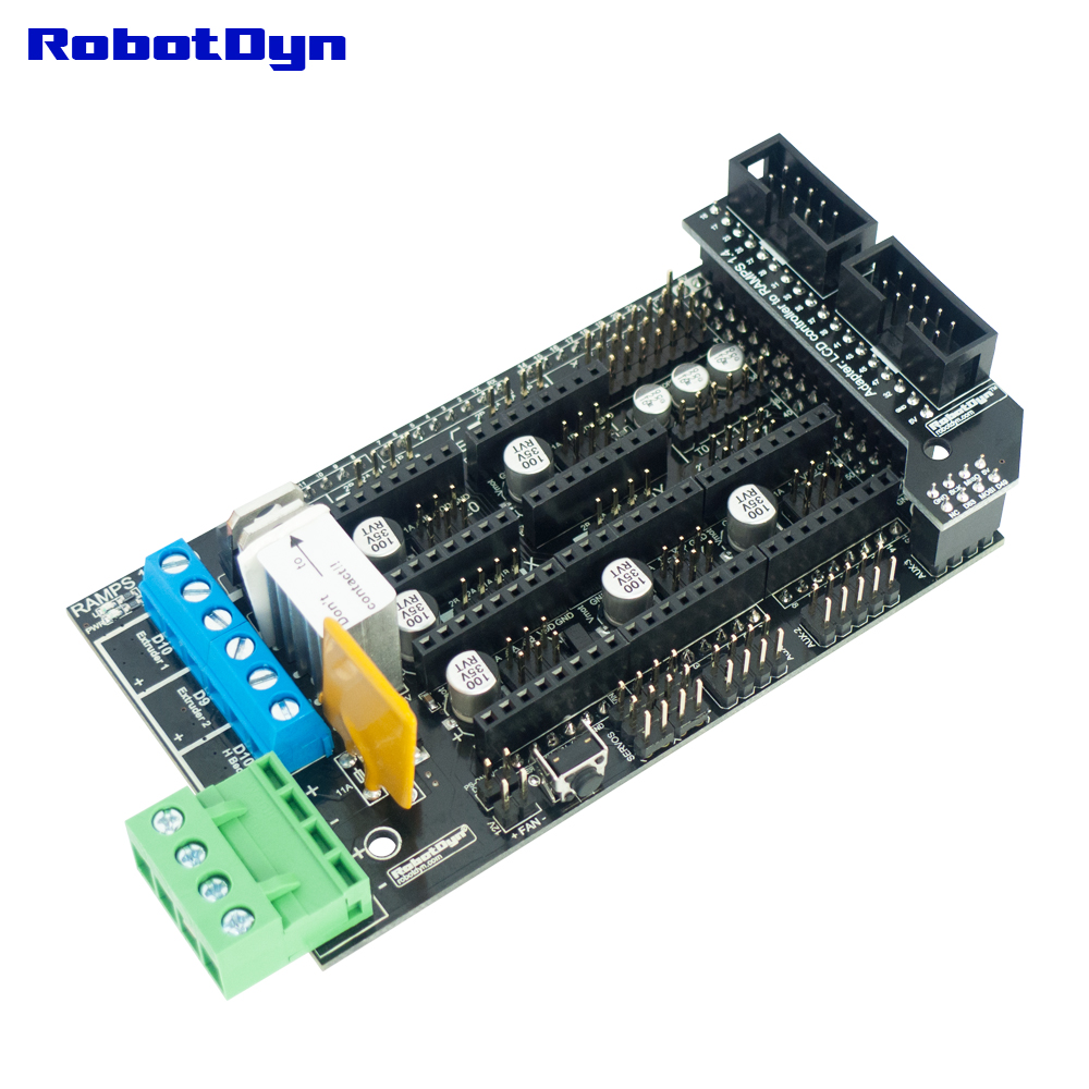 PHOTO==ANGLE01==GR-00000012==RAMPS1.4-SHLD-V20==With Smart adapter