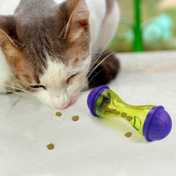 Dispenser Puzzle Feeder For Cats 1