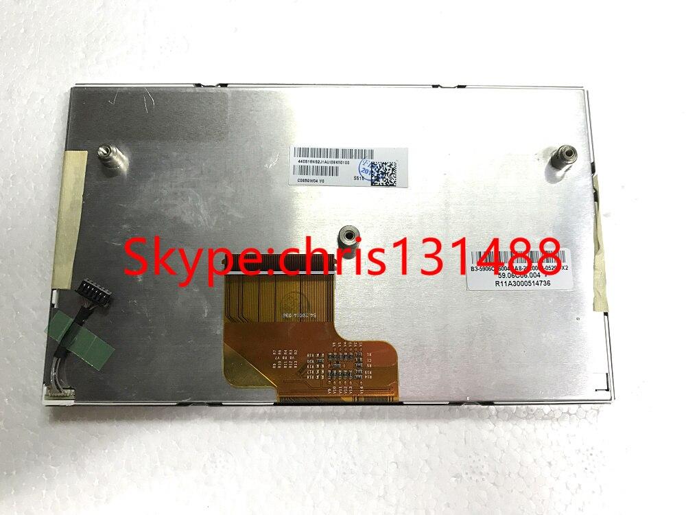 Free Shipping New Original Car Navigation LCD Display C065GVN01 0 LCD Panel For Audi A1 Car