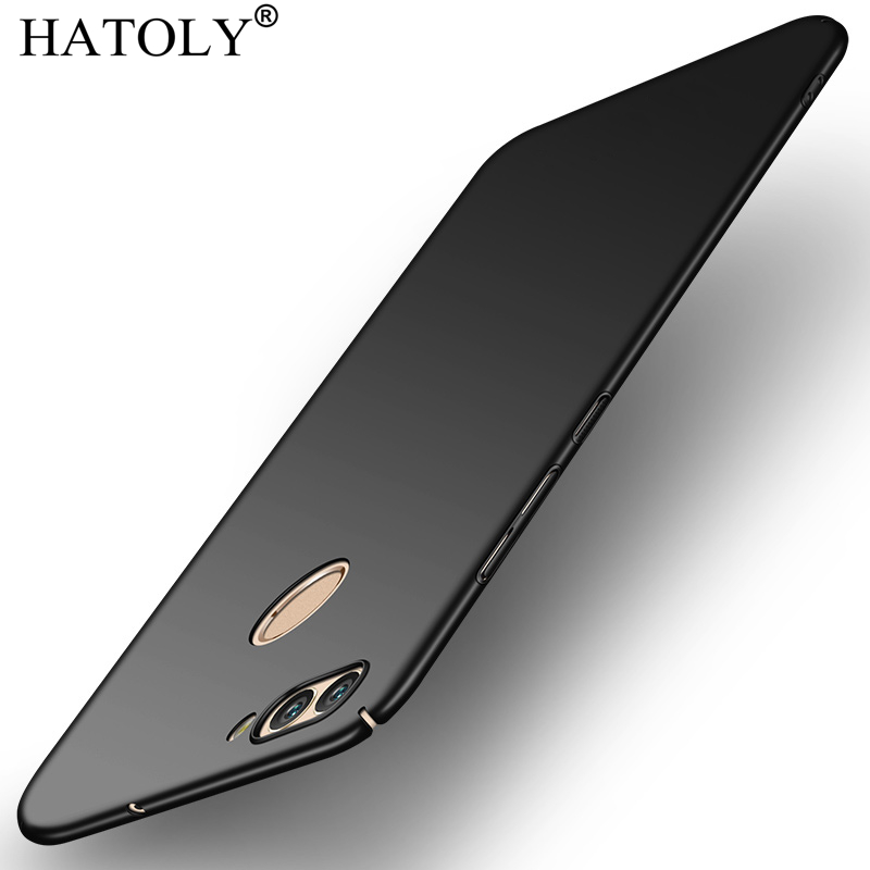 For Huawei Nova 2 Case Ultra-thin Smooth Cover Hard PC Protective Back Case For Huawei Nova 2 PIC-LX9 Free Shipping HATOLY