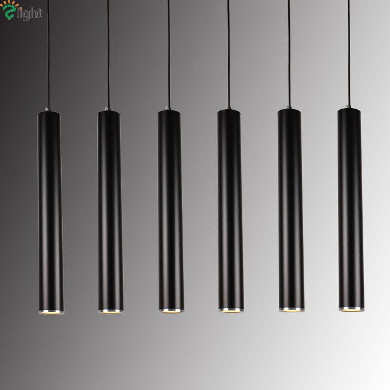 Nordic Designer Led Pendant Chandelier Lighting Lustre Aluminum Cylinder Dining Led Chandeliers Lamp Bar Loft Led Hanging LightsNordic Designer Led Pendant Chandelier Lighting Lustre Aluminum Cylinder Dining Led Chandeliers Lamp Bar Loft Led Hanging Lights