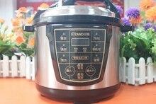MPC026 220 В Бытовая Кухонная Техника Многофункциональный 5L Электрические Скороварки давление плита электрическая плита риса