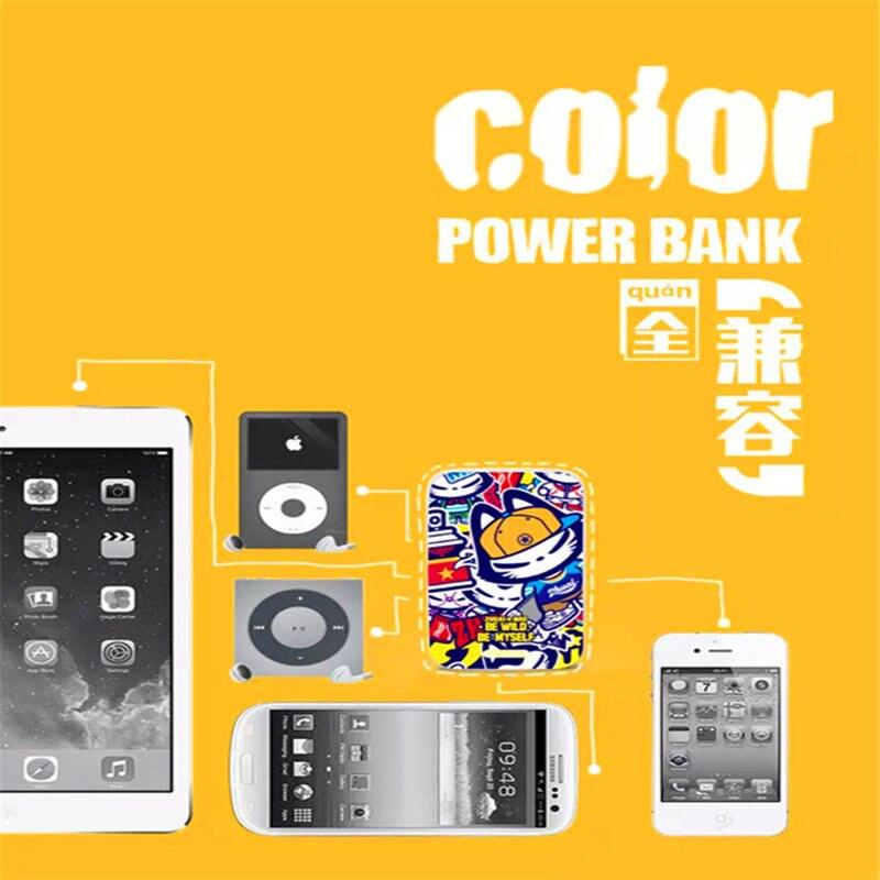 Remax ultrafino de dibujos animados portátil 10000 mah banco móvil de la energía paquete externo de la batería para iphone 6 7 for samsung s7 móvil universal