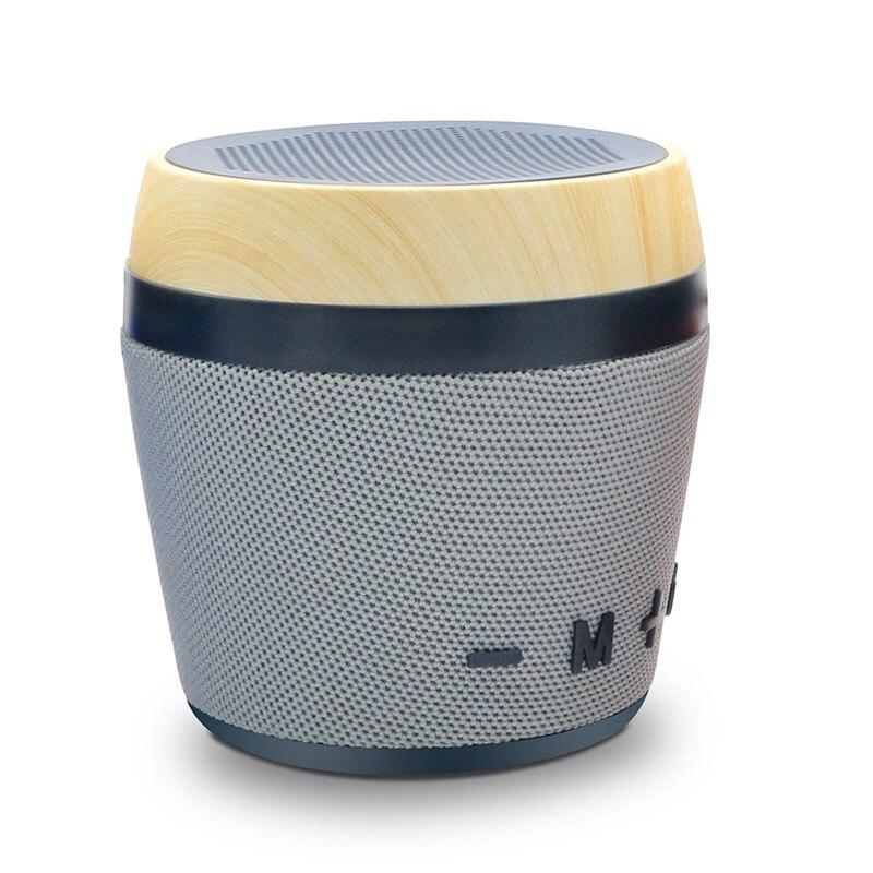 2019 nouveau haut-parleur sans fil basse Portable en plein air tissu Art Subwoofer grande batterie Support U disque TF carte stéréo boîte Audio