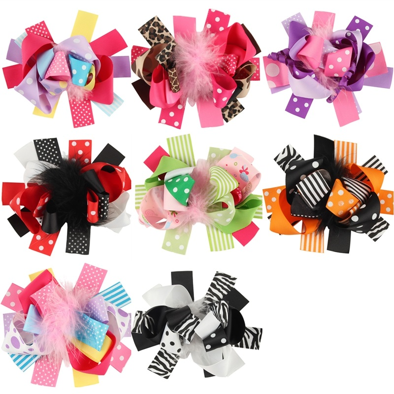 Straightforward New Ribbon Bowknot Children Hair Touching Butterfly Bracelet Headband Baby Belt Headdress Jewelry Apparel Accessories