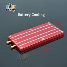 Rc Boot Batterie Wasser Kühlung Blatt 120mm X 56mm Water Block Für Rc Boot Batterie Ersatzteile