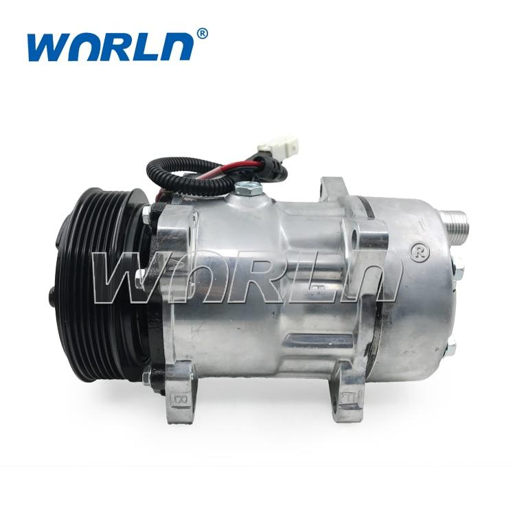 Auto Ac Compressor For Peugeot 406  306  605  806  206  607