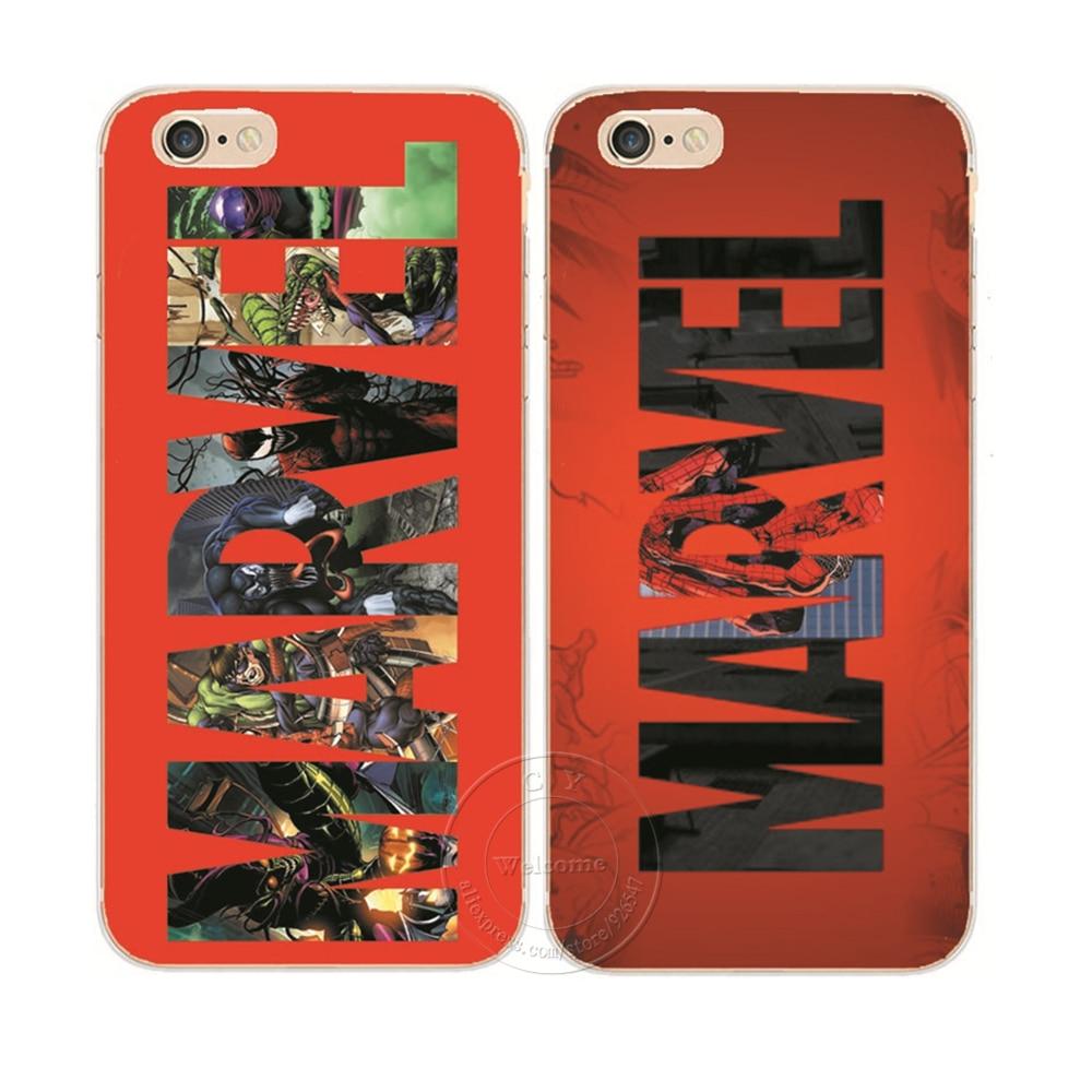 marvel iphone 7 phone cases