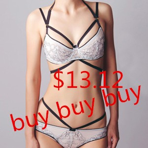 2015-Sexy-Women-Underwear-lingerie-bandage-Adjusted-Straps-Lace-Bra-Brief-Sets-Plus-Size-Transparent-Bra
