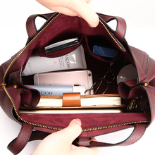 2017 Large Soft Leather Bag Women Handbags Ladies Crossbody Bags For Women Shoulder Bags Female Big Tote Sac A Main Famous Brand