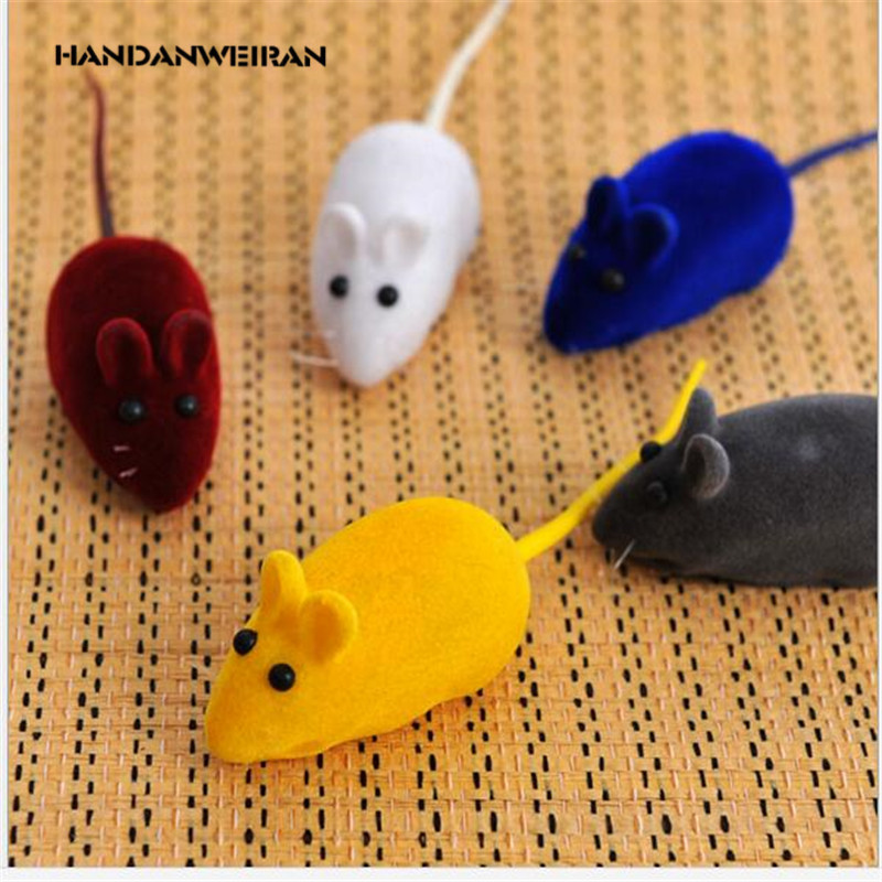 2020 Pet Toys Hot Sale FunToy Little Mouse Realistic SoundToys For Cats For Pet Cat Dog