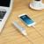 Vinsic 3200 mah mini banco de la energía cargador de batería externa para sumsung ios iphone android teléfonos móviles ipad ipod