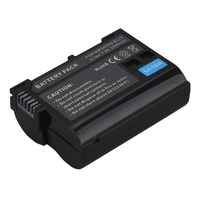 Hot Sale 2550mAh EN EL15 ENEL15 EN EL15 Decoded Camera Battery For Nikon DSLR D600 D610