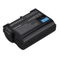 Hot Sale 2550mAh EN EL15 ENEL15 EN EL15 Decoded Camera Battery For Nikon DSLR D600 D610
