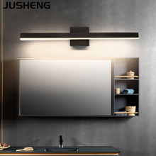 Wall lamp 9 W 12 14 16W  LED mirror light Waterproof tube modern acrylic wall bathroom lighting