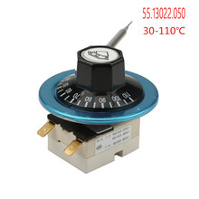30-110 Degree Celsius Germany EGO Temperaturregler Capillary thermostat 55.13022.050 Thermal Switch Temperature Controller