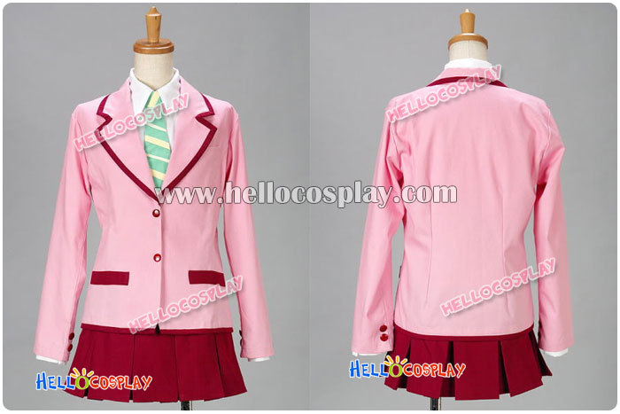 Fresh Pretty Cure Cosplay School Girl Uniform H008