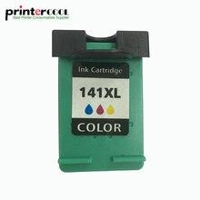 einkshop Remanufactured Ink Cartridge Compatible for HP 141xl DeskJet 5363 D4263 OfficeJet 6413 5783 J5783 J6413 C4283 printer