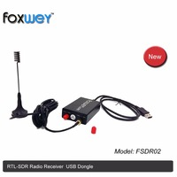 Best RTL SDR Receiver USB SDR Dongle With Realtek RTL2832u SDR And Rafael Micro R820t