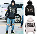 2017 Fashion Men's Hoodies Off White C/O Virgil Abloh Pyrex Vision S/S Coat Religion Long Sleeve Hoody