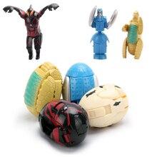 eggs dinosaurs 6*5cm kids toys funny fun Jurassic World birthday gift Deformed toy for children dino eggs animal kawaii boys toy