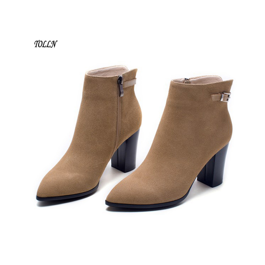 Online Get Cheap Womens Black Work Boots -Aliexpress.com | Alibaba ...